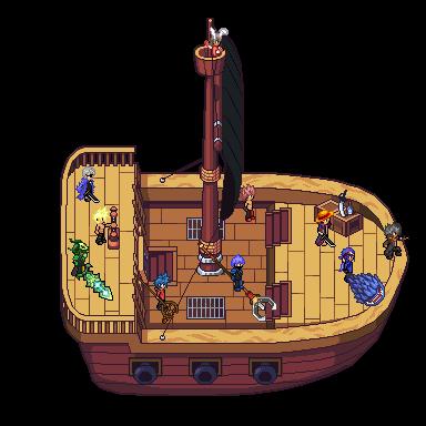 Rise Of The Pirates By Ravanok