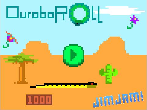 OuroboRoll by Toumato for JimJam #2 - itch io