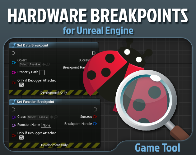 Hardware Breakpoints by Roboxel