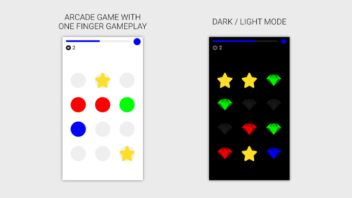 Touch the Color - The Game now available on iOS! - Release ...