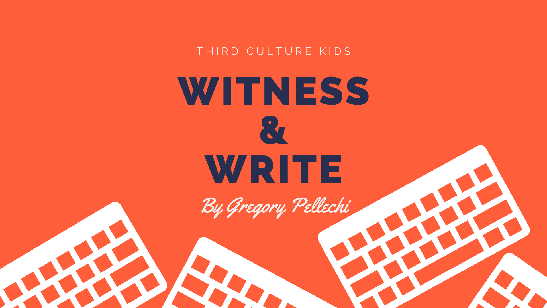 Witness & Write