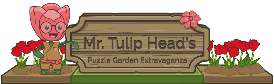 Mr. Tulip Head