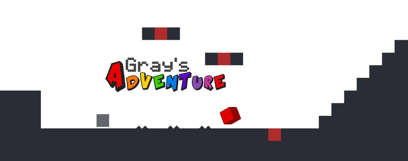 Gray's Adventure - Web Release