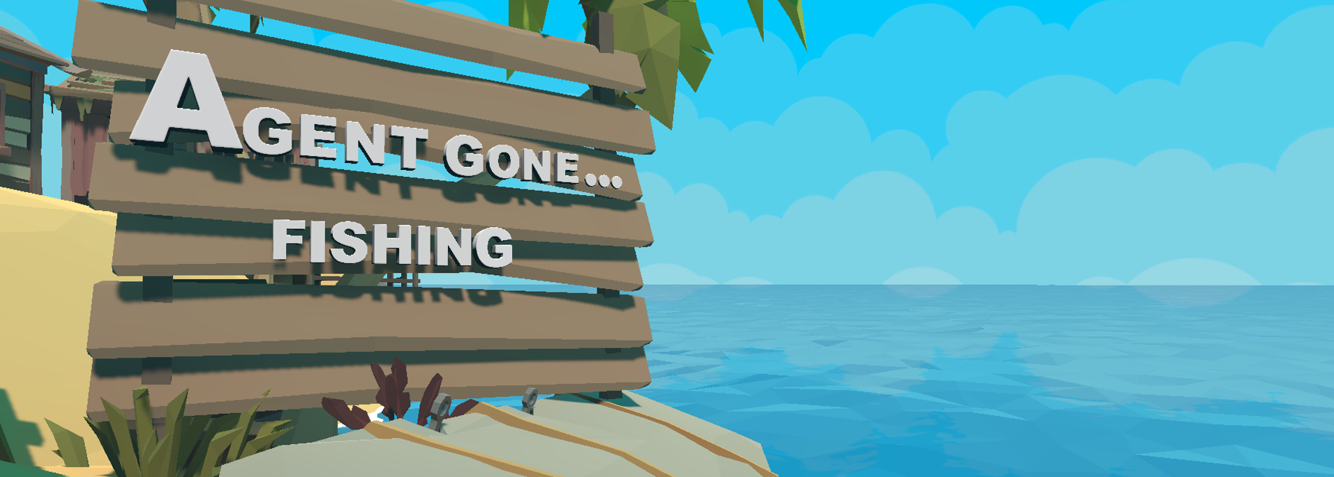 Agent Gone... Fishing VR