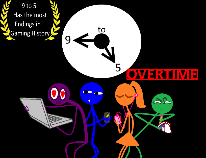 9 to 5 : Overtime
