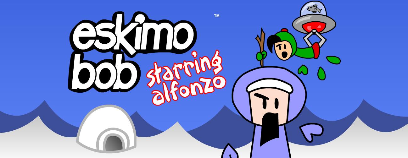 Eskimo Bob: Starring Alfonzo for NES