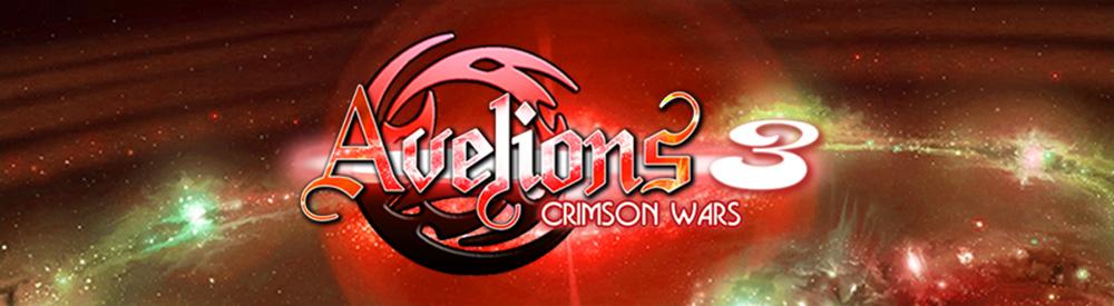 Avelions 3 - Crimson Wars