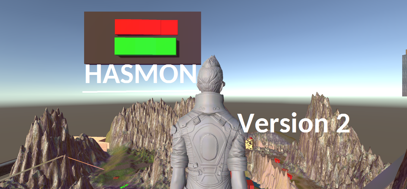 Hasmon: 3d Survival/ RPG game