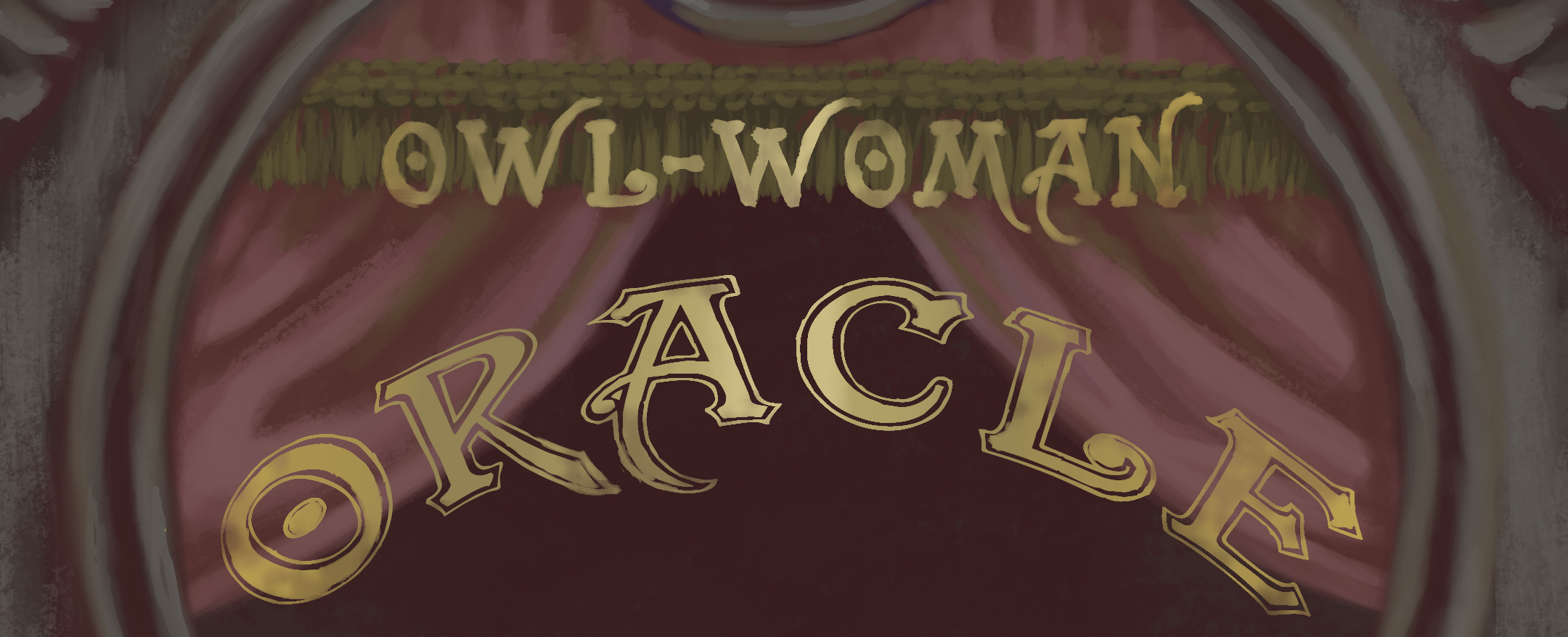 The Owl-Woman Oracle