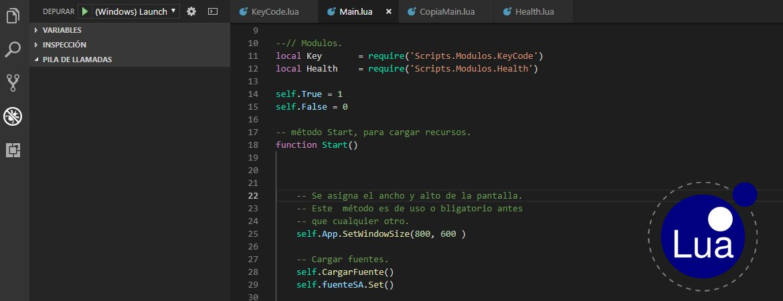 Gear3D Engine | Windows + Visual Code + Lua Script = Video