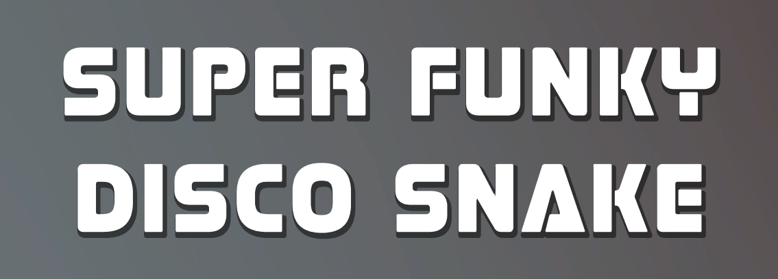 Super Funky Disco Snake