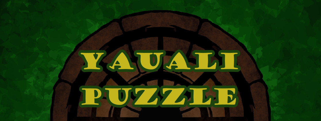 Yauali Puzzle