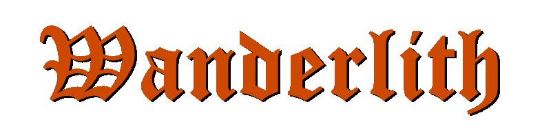 Wanderlith