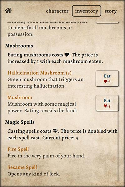 Mushrooms and Magic