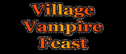 Village Vampire Feast
