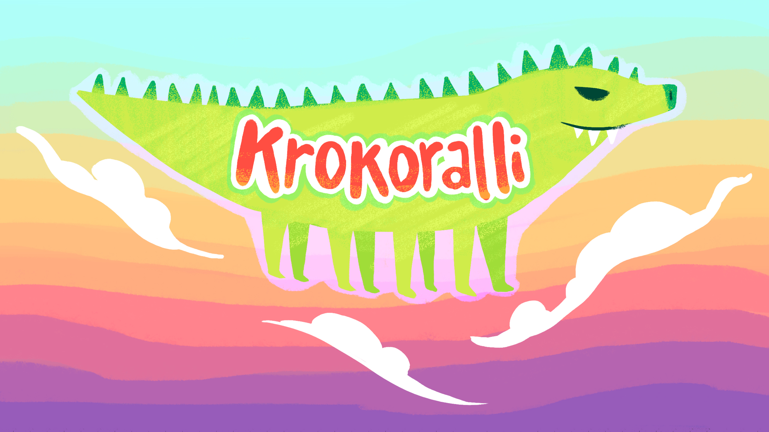 Krokoralli