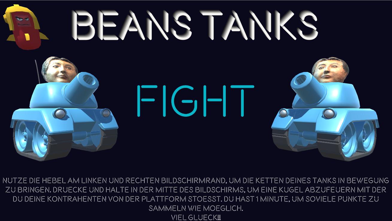 Beans Tanks  - BeansJam Mobile #beansjam