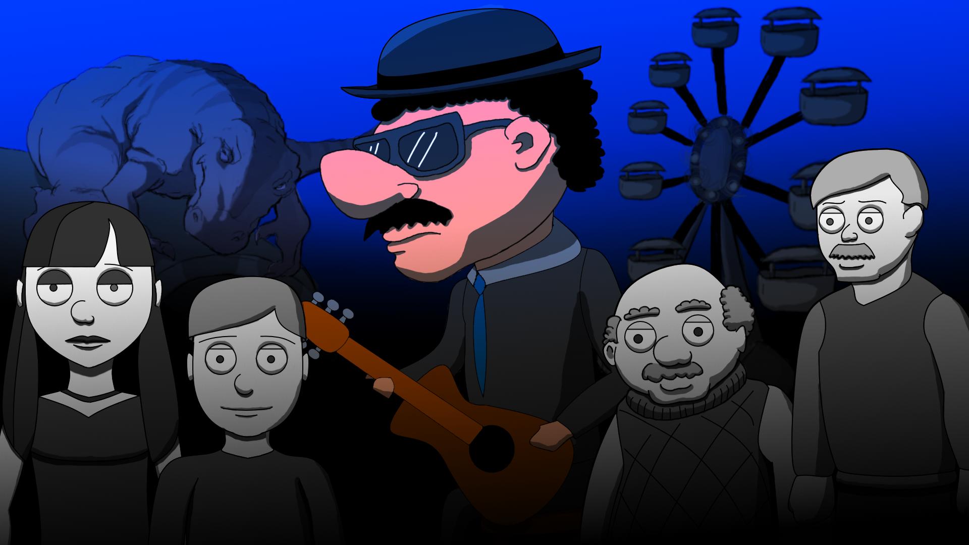 Escape the Blues