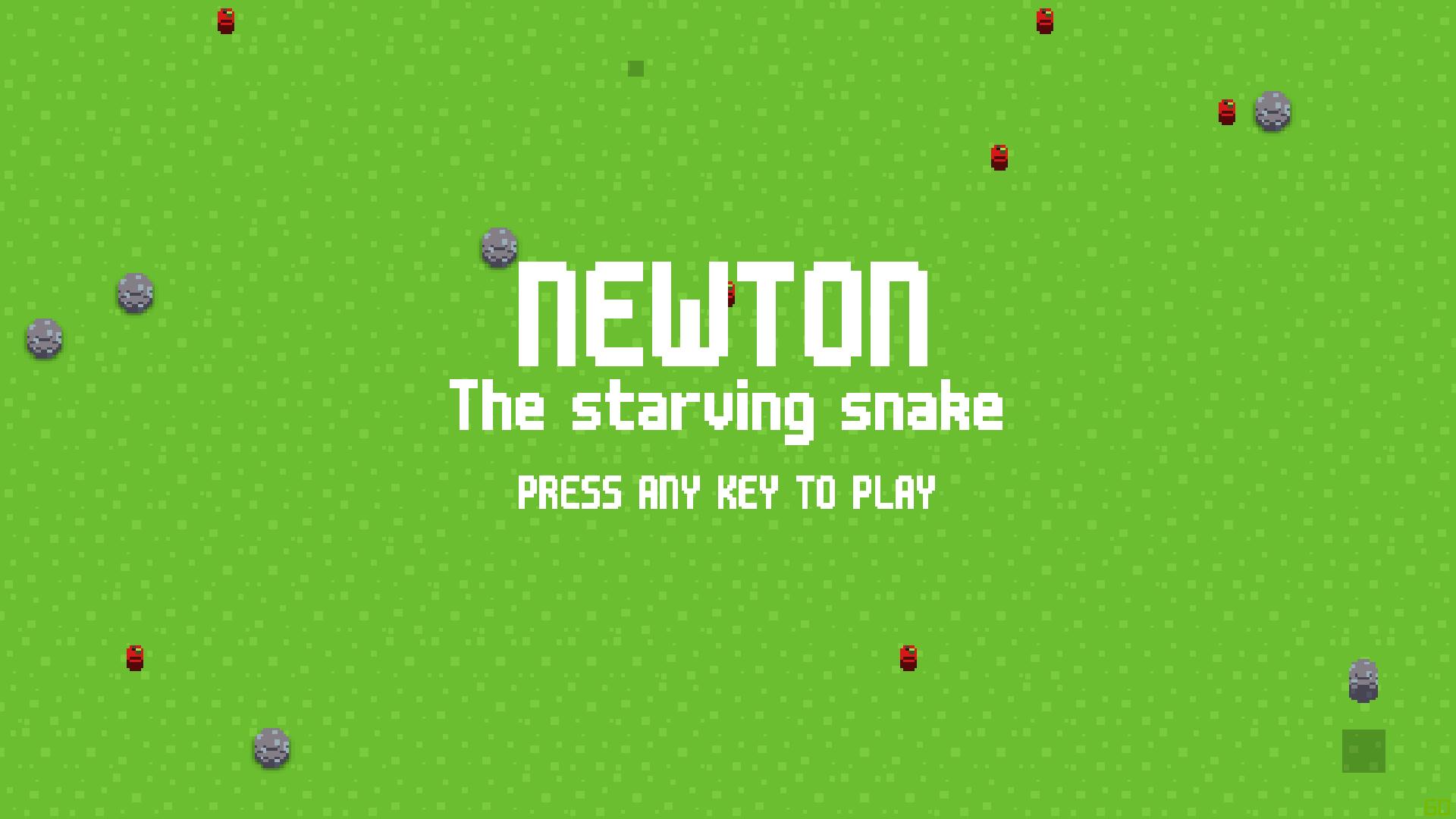 NEWTON: The starving snake