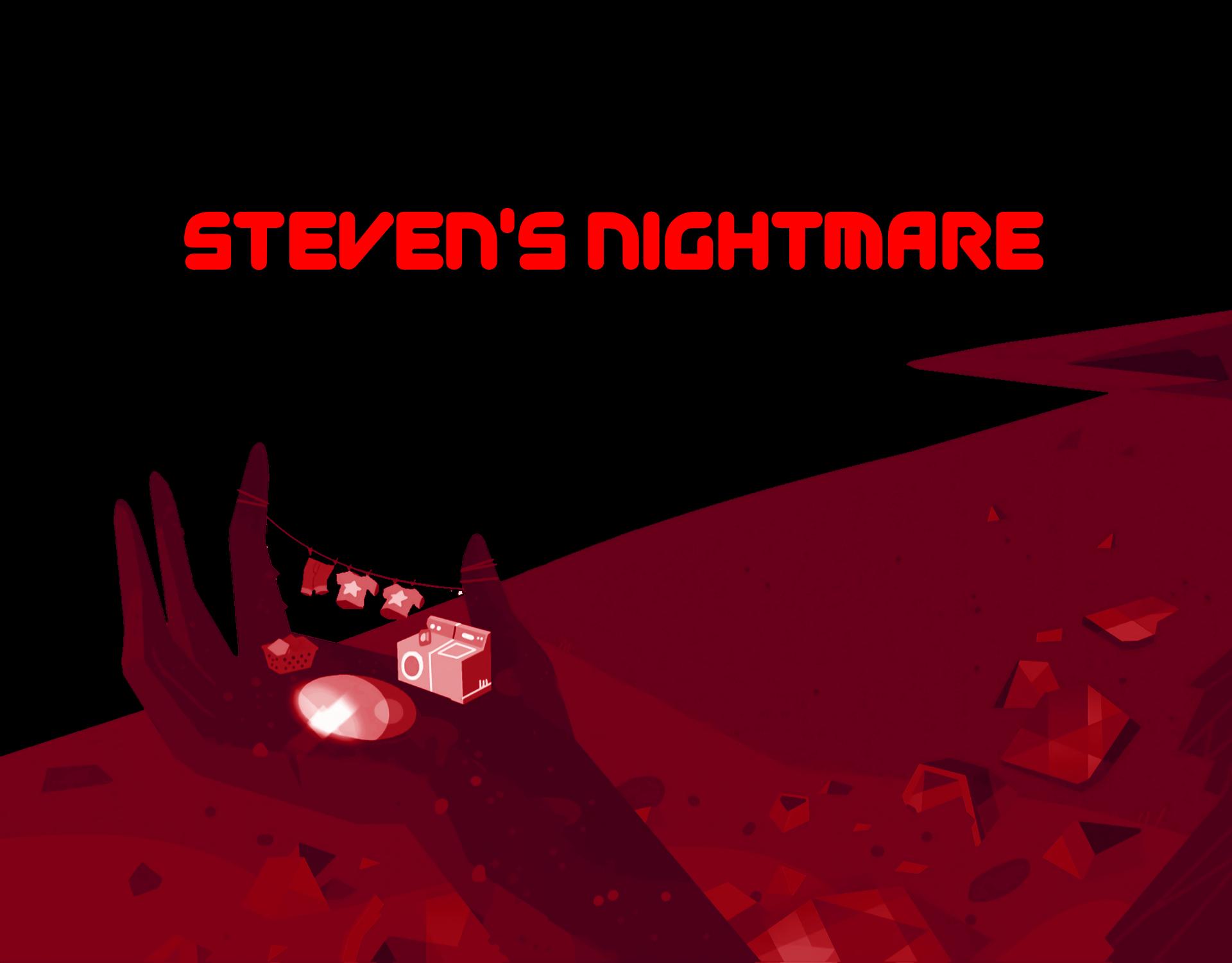 OUTDATED: Steven's Nightmare (Arthur's Nightmare Mod)