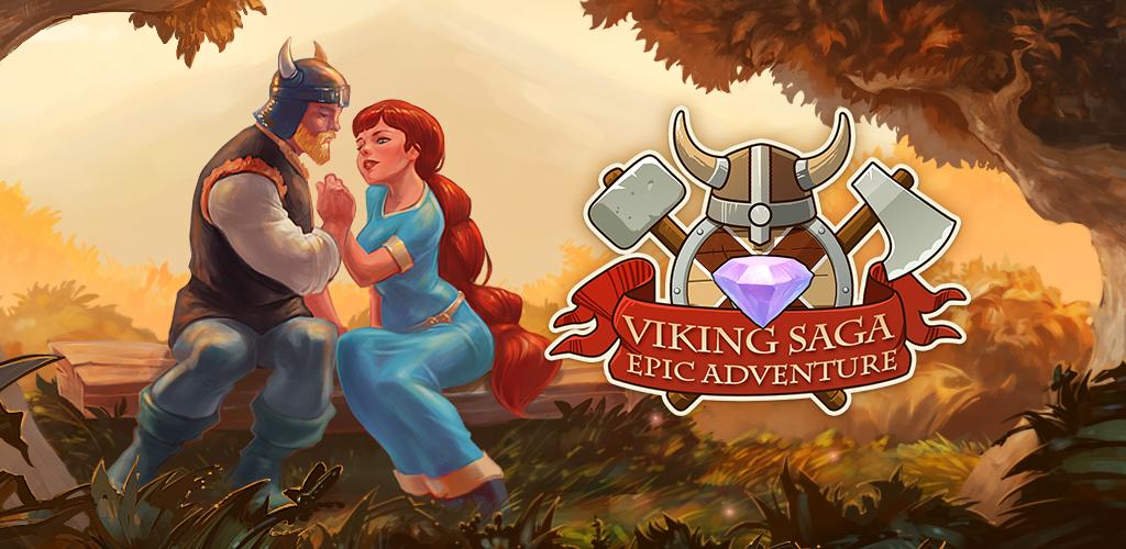 Viking Saga 3: Epic Adventure