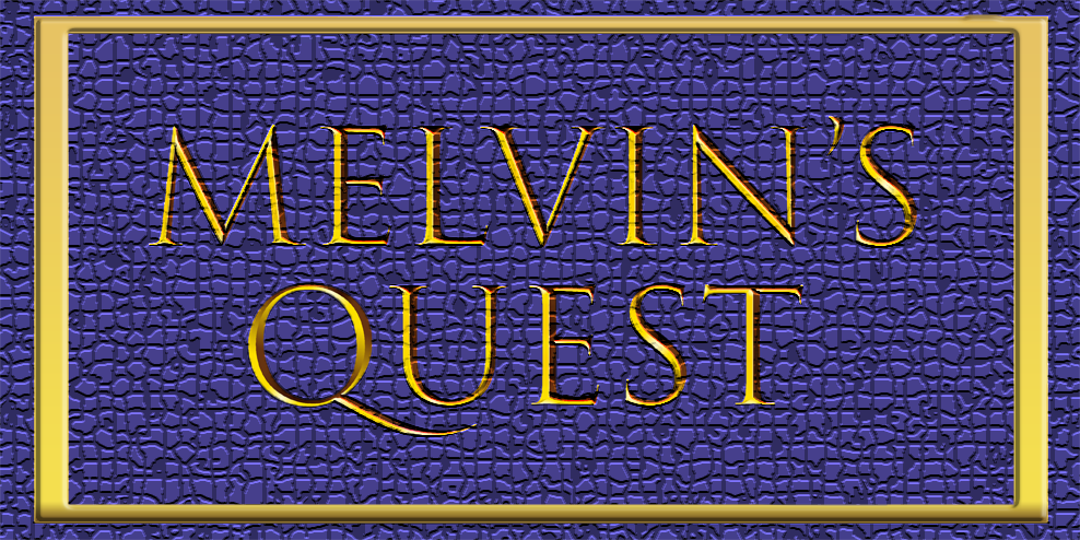 Melvin's Quest Demo