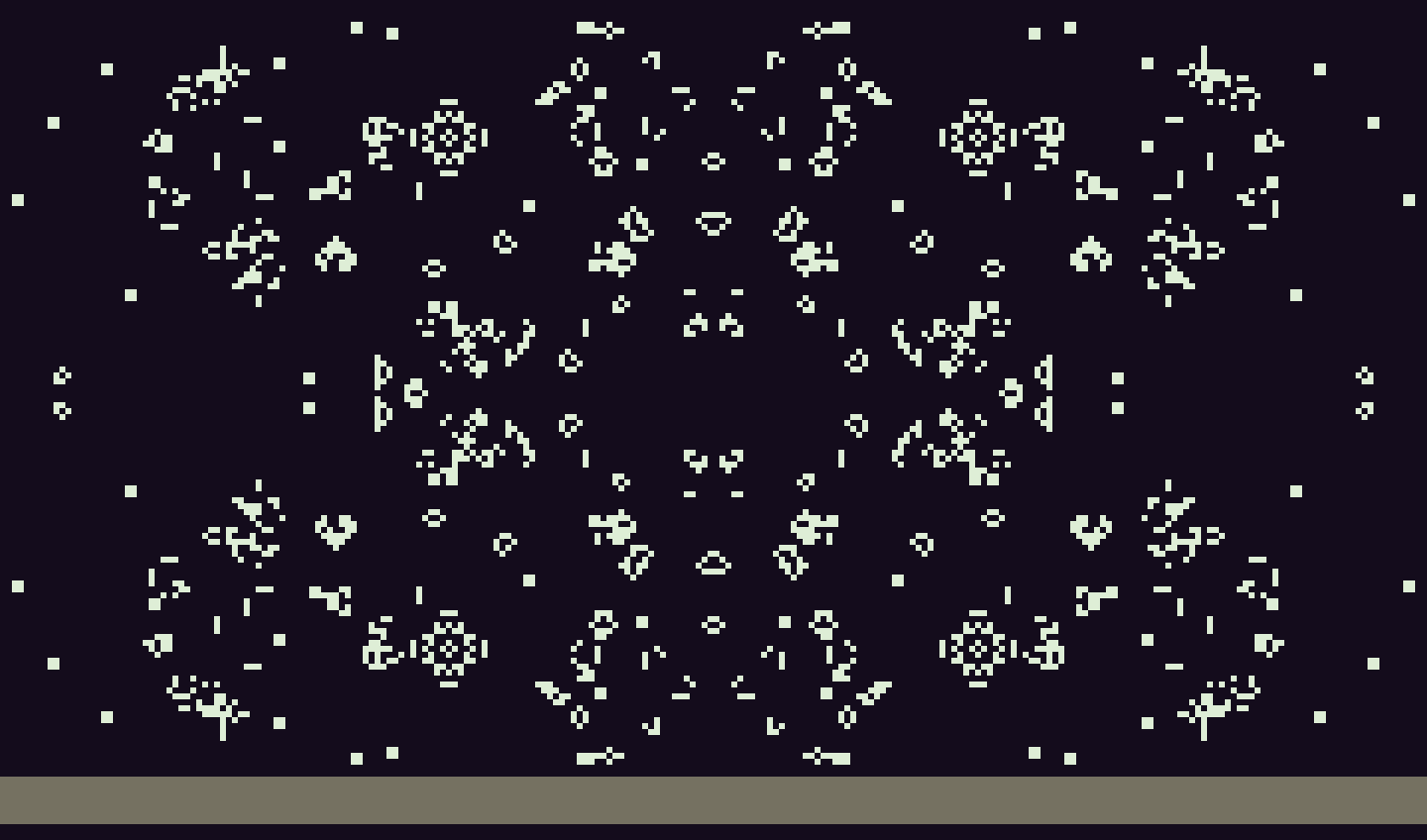 Conway's Game Of Life Patterns Simple Decorating