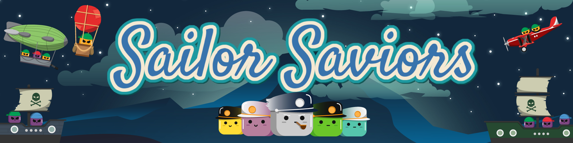 Sailor Saviors