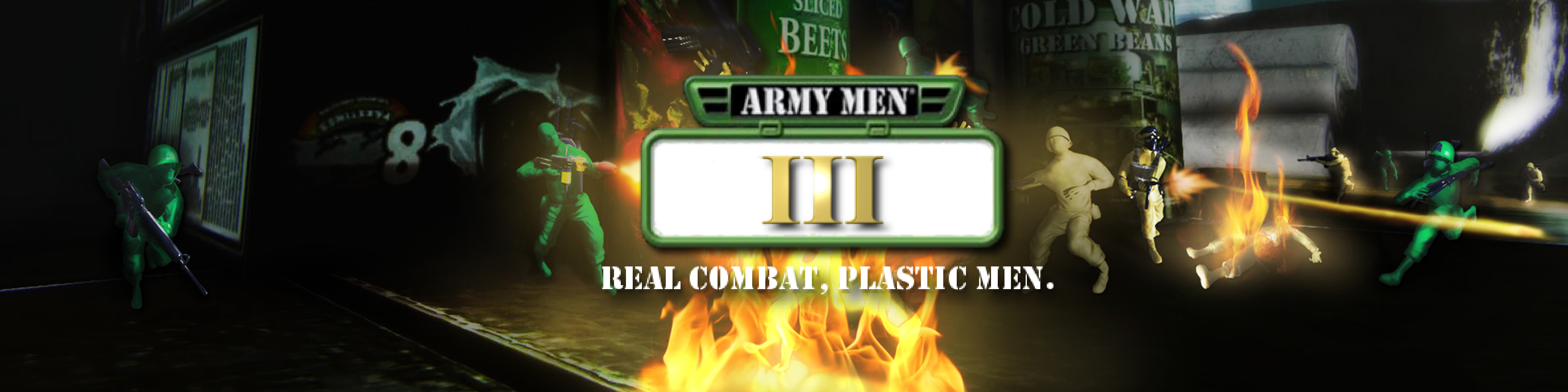 Army Men III