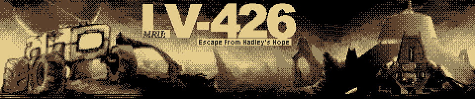 MRU:LV-246 Escape from Hadley's Hope