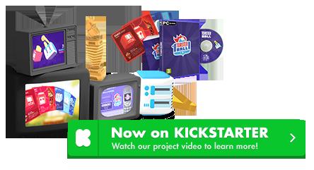 Toasterball is on Kickstarter!