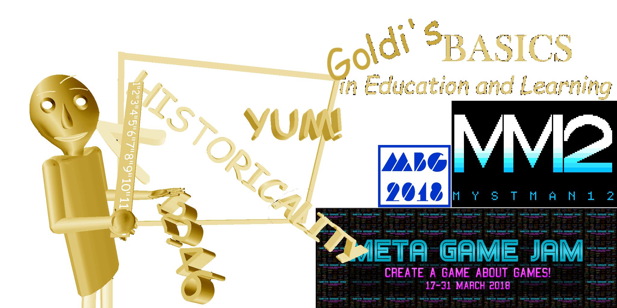 Goldi's Basics (Baldi's Basics)