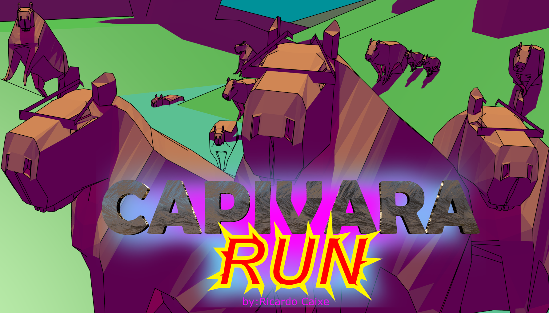 CapivaraRun Beta demo