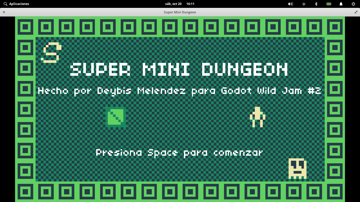 Super Mini Dungeon
