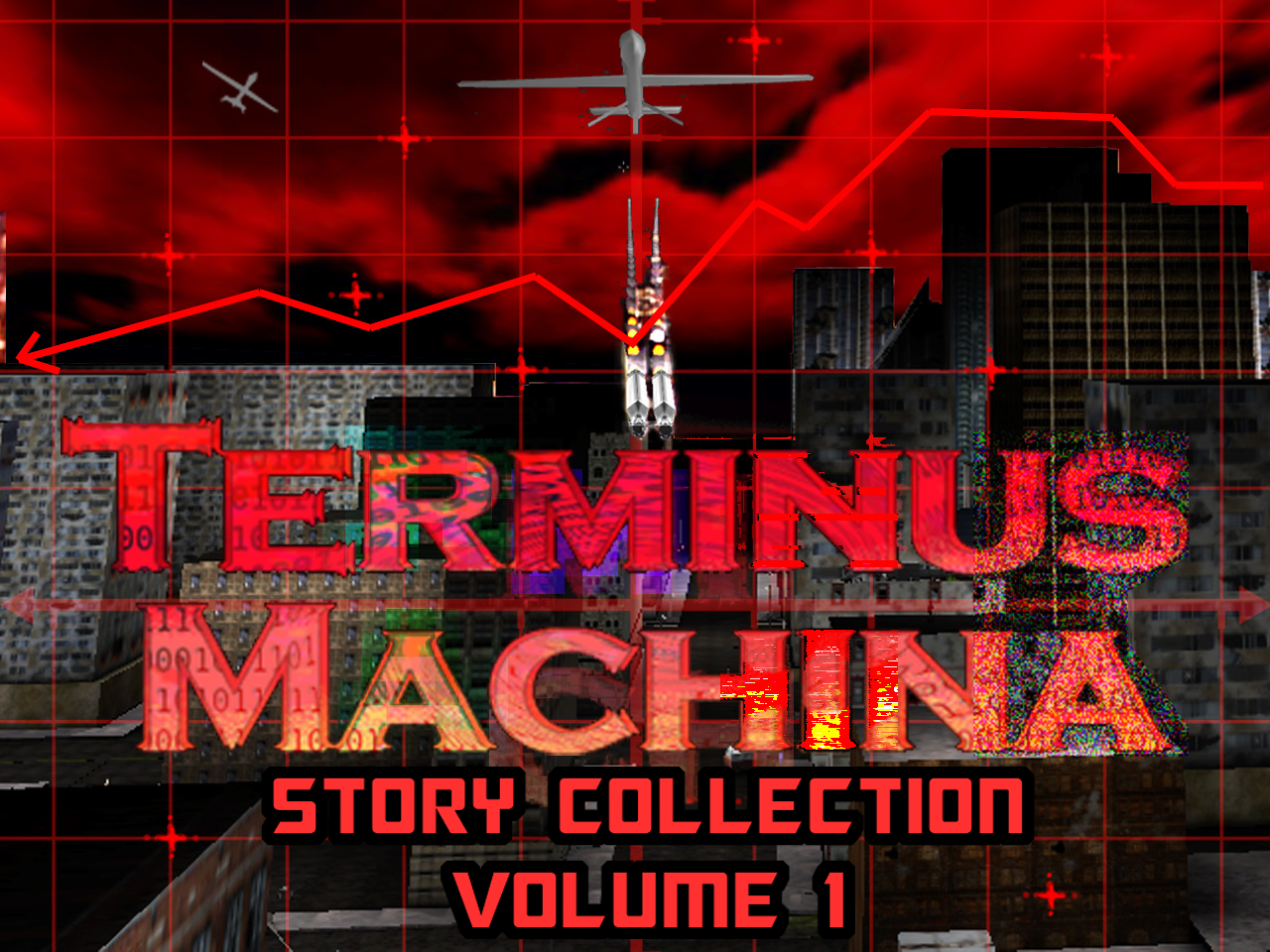 Terminus Machina Story Collection (Vol 1)