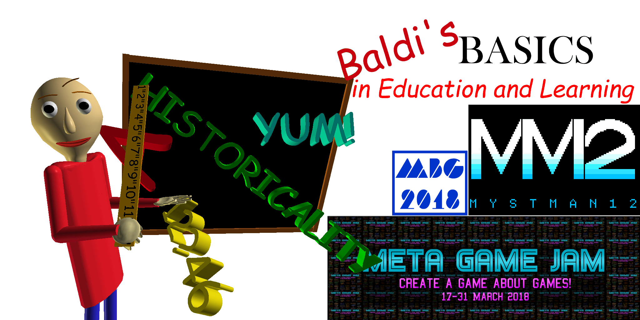 Baldi's Red World