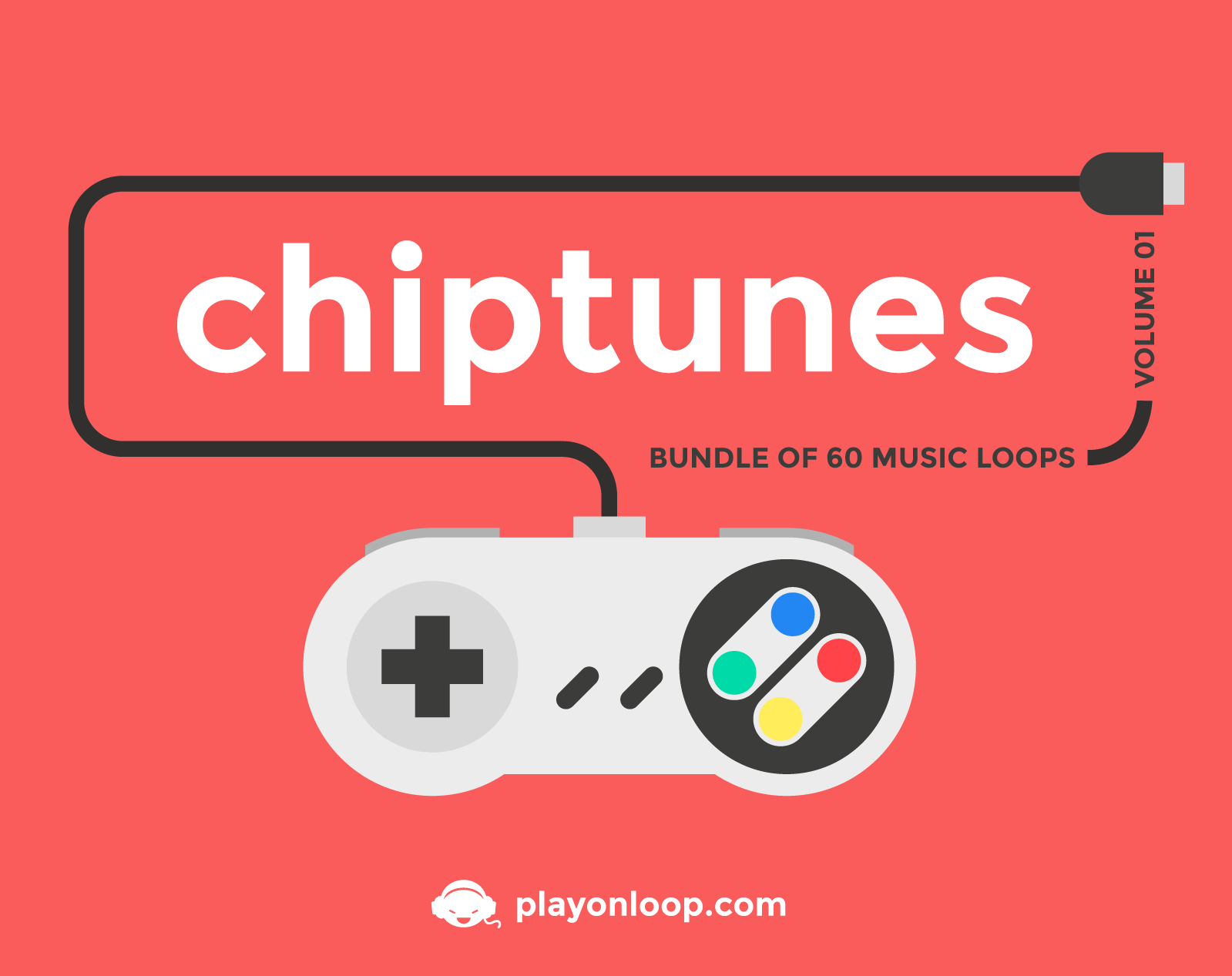 Pack of 60 Chiptunes