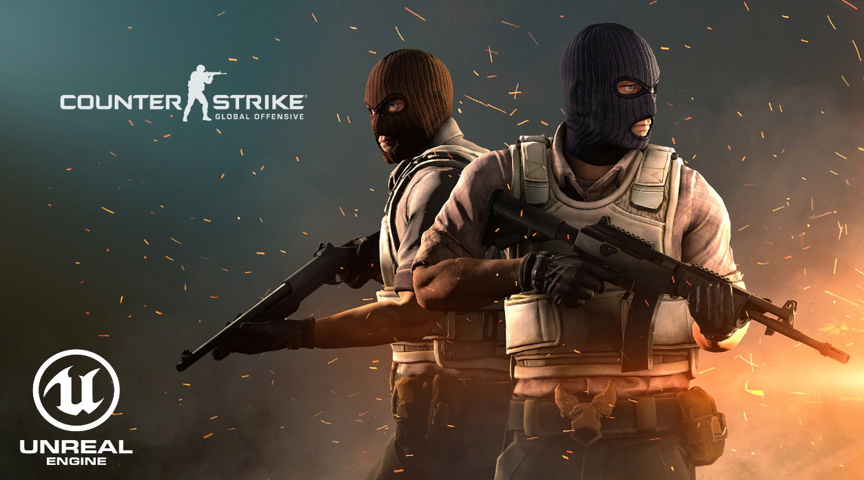 The Version 0 0 5 Is Out Counter Strike Hd By Diablofox