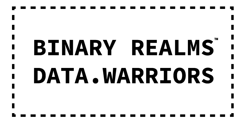 Binary Realms Data.Warriors