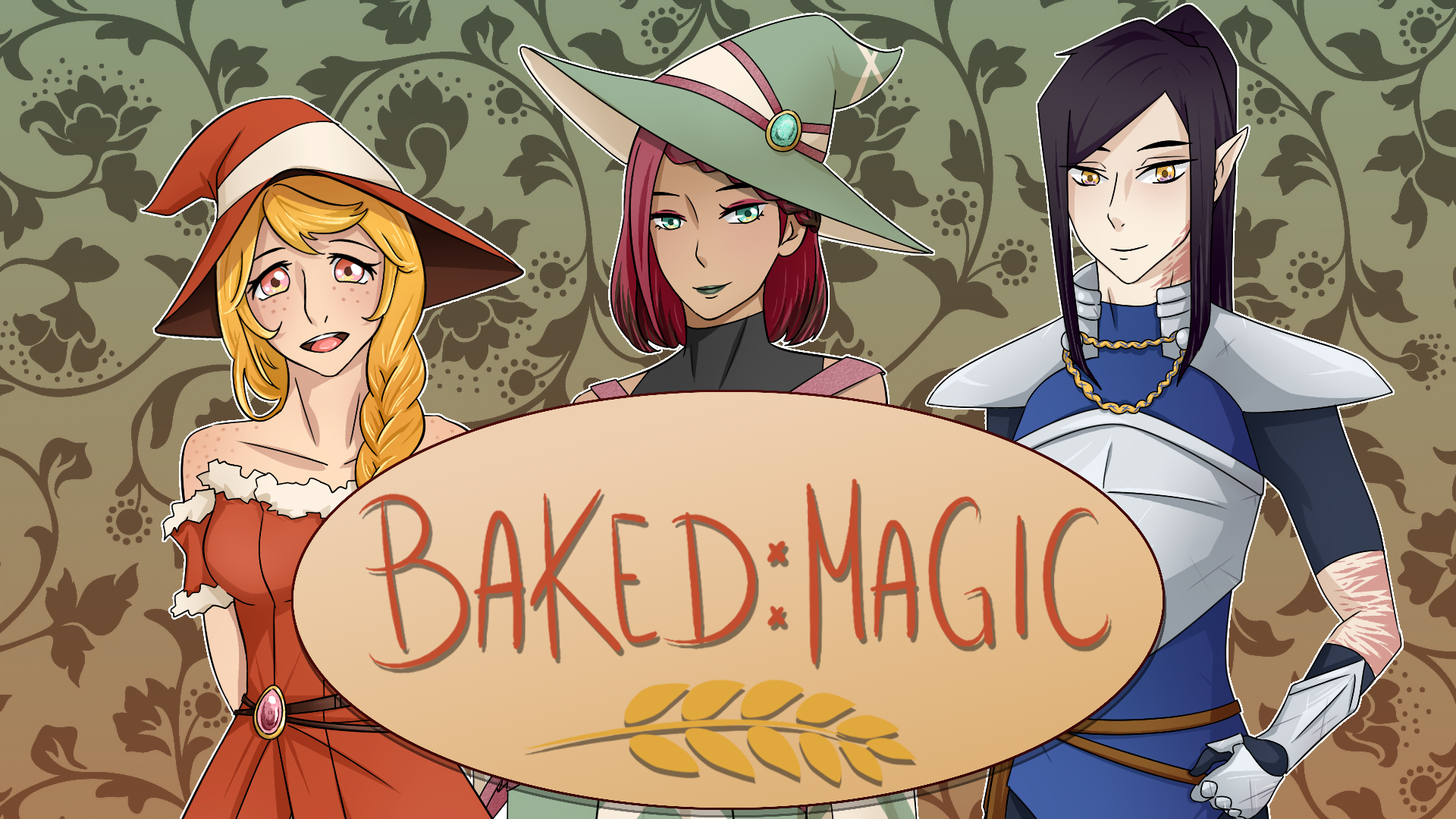 BAKED:MAGIC