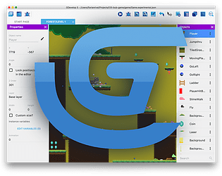 Games like Clickteam Fusion 2 5 - itch io