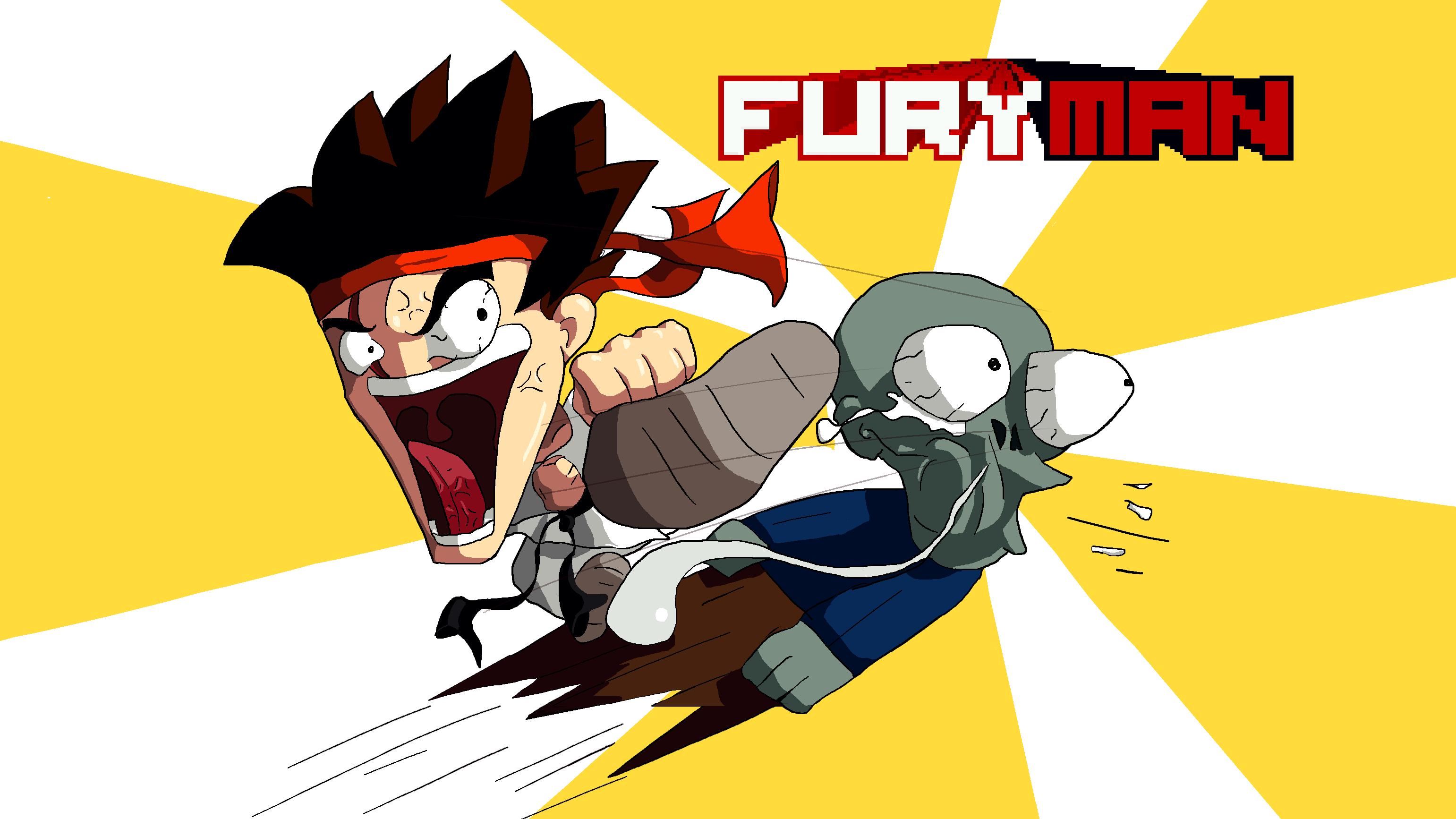 Furyman - The dragon warrior