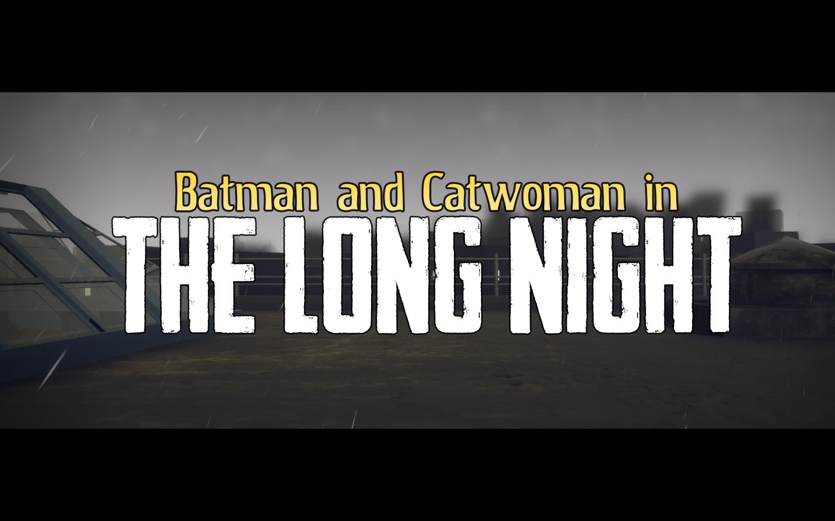 Batman in The Long Night