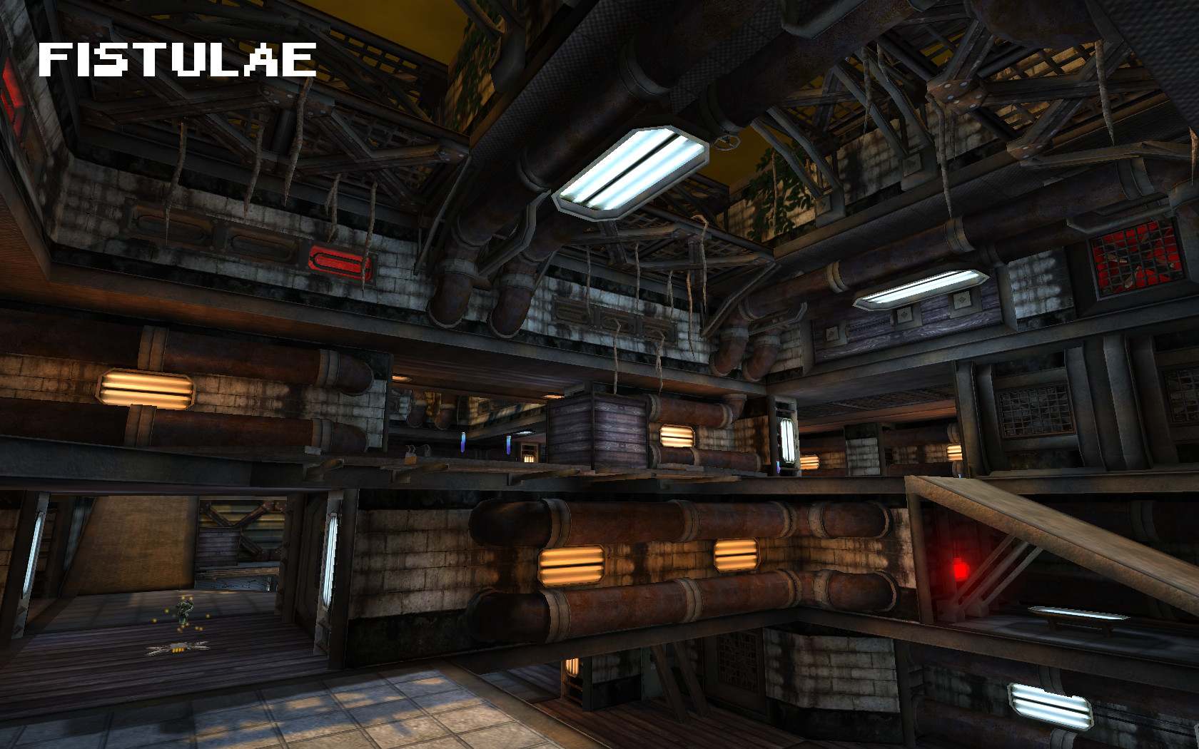 My old maps for Unreal Tournament 2004 by substract