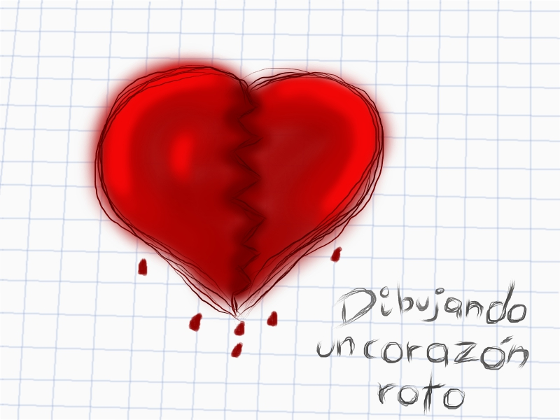 Dibujando Un Corazón Roto By Seityposa