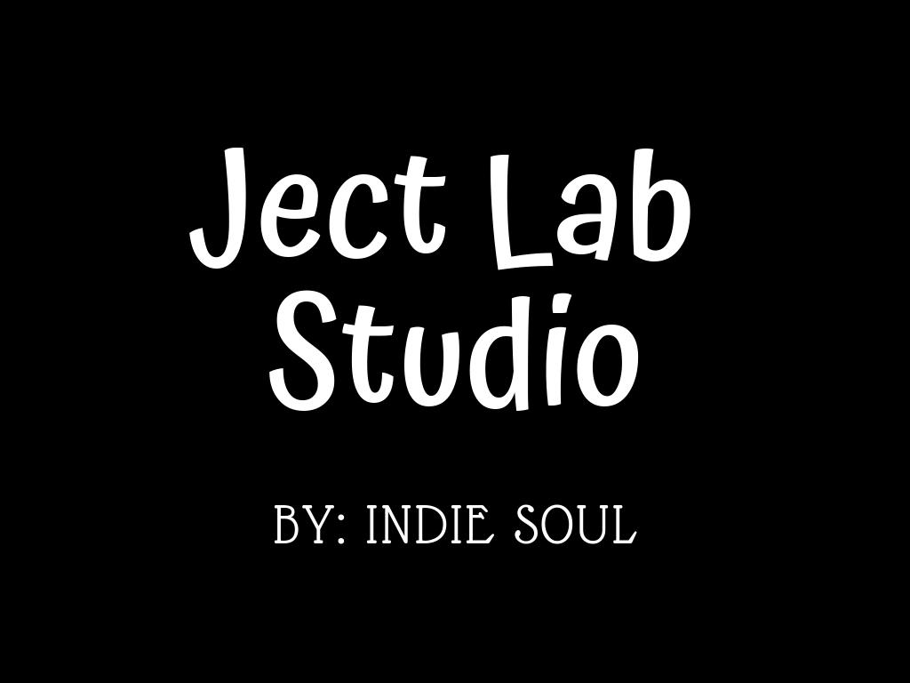 Ject Lab Studio (Logo)