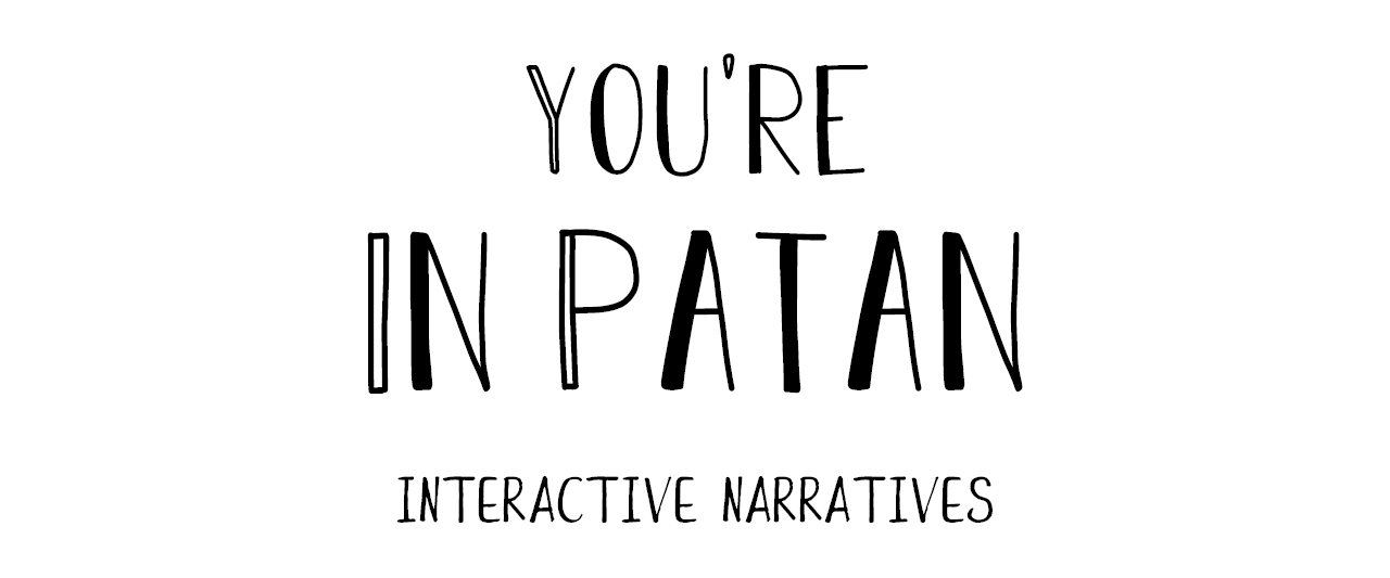 You're in Patan