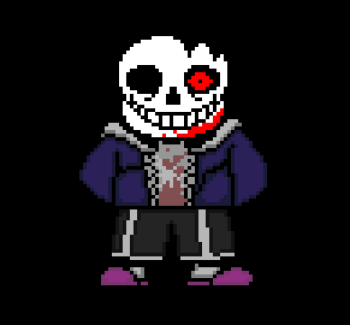 Bad Time Simulator - Horrortale by SansFromUndertale