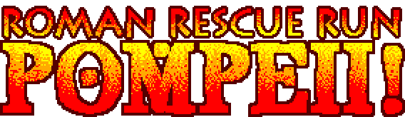 Roman Rescue Run Pompeii!