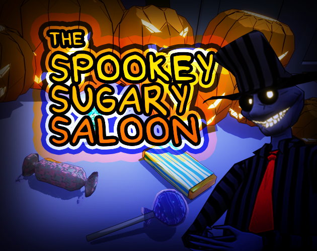 The Spookey Sugary Saloon